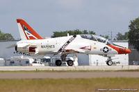 165624 @ KLAL - T-45C Goshawk 165624 A-182 from VT-7 Eagles TAW-1 NAS Meridian, MS