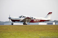 N8307 @ KLAL - Piper PA-32R-301 Saratoga  C/N 32R8113017 , N8307