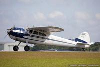 N3026B @ KLAL - Cessna 195B Businessliner  C/N 7909, N3026B