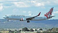 VH-YFS @ YPPH - Boeing 737-8FE Virgin Australia, VH-YFS. Perth Int'l  runway 03 22/04/17.