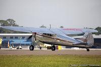 N1082D @ KLAL - Cessna 195A Businessliner  C/N 7694, N1082D
