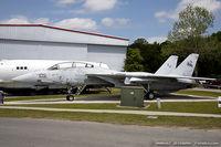 163708 @ KLAL - F-14D Tomcat 159619 AJ-105 from VFA-31 Tomcatters  NAS Oceana, VA - by Dariusz Jezewski  FotoDJ.com