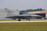93-0540 @ KLAL - F-16CJ Fighting Falcon 93-0540 SW from 55th FS Fighting Fifty Fifth 20th FW Shaw AFB, SC