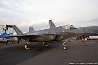 09-5002 @ KLAL - F-35A Lightning II 09-5002 EG from 58th FS Gorillas 33rd FW Eglin AFB, FL