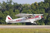 N180T @ KLAL - Piper PA-18-105 Special  C/N 18-2294 , N180T