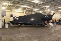 N3965A - Avenger on the U.S.S. Hornet