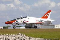 165497 @ KLAL - T-45C Goshawk 165497 A-154 from VT-7 Eagles TAW-1 NAS Meridian, MS