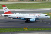 OE-LDD @ EDDL - Airbus A319-112 - OS AUA Austrian Airlines 'Moscow' - 2416 - OE-LDD - 28.07.2017 - DUS - by Ralf Winter