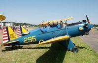 N56028 @ EBAW - STAMPE FLY IN.295. - by Robert Roggeman