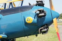 N56028 @ EBAW - STAMPE FLY IN. 295. - by Robert Roggeman
