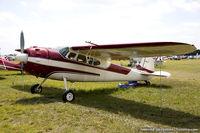 N195HJ @ KLAL - Cessna 195B Businessliner  C/N 7880, N195HJ