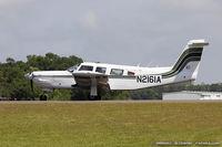 N2161A @ KLAL - Piper PA-32RT-300 Lance   C/N 32R-7985003 , N2161A