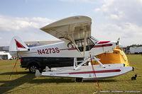 N4273S @ KLAL - Piper PA-18 Super Cub  C/N 18-7118, N4273S