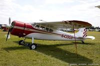 N4395N @ KLAL - Cessna 195 Businessliner  C/N 7010, N4395N