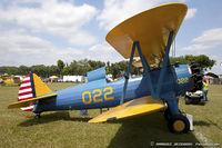 N49760 @ KLAL - Boeing A75N1(PT17)  C/N 75-1581, N49760