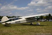 N55M @ KLAL - Cessna 195 Businessliner  C/N 7408, N55M