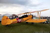 N60885 @ KLAL - Boeing A75N1(PT17)  C/N 75-2757, N60885