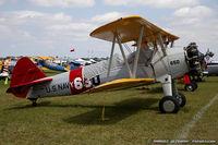 N64650 @ KLAL - Boeing B75N1 Stearman  C/N 75-6534, N64650