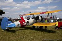 N68994 @ KLAL - Boeing B75N1 Stearman  C/N 75-7598, N68994