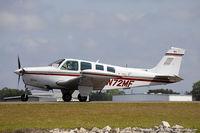 N72MF @ KLAL - Beech A36 Bonanza  C/N E-2191 , N72MF