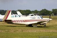 N8201X @ KLAL - Mooney M20J 201  C/N 24-0609, N8201X