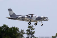N96FD @ KLAL - Agusta Spa F.260D  C/N 783, N96FD