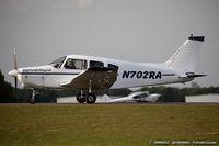 N702RA @ KLAL - Piper PA-28-151 Cherokee Warrior  C/N 28-7415475 , N702RA