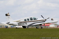 N8047R @ KLAL - Beech A36 Bonanza 36  C/N E-2709, N8047R