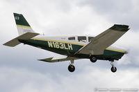 N163LH @ KFRG - Piper PA-28-161 Warrior III  C/N 2842362, N163LH