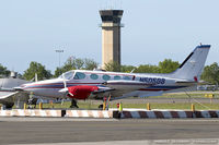 N505GB @ KFRG - Cessna 335  C/N 335-0045, N505GB