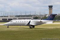 N781RX @ KFRG - Learjet Inc 45  C/N 15, N781RX