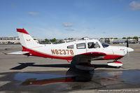 N8237B @ KFRG - Piper PA-28-181 Archer  C/N 28-8090360, N8237B
