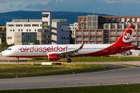 D-ABCO @ EDDF - airline closed 2018 - by Uwe Zinke