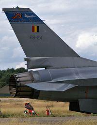 FB-24 @ EBBL - SPOTTERSDAY. 25 YEARS BELGIAN VIPERS. - by Robert Roggeman