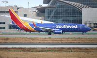 N8555Z @ KLAX - Southwest 737-8H4
