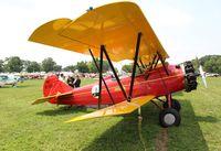 N8708 @ KOSH - Travel Air D-4000