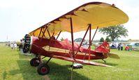 N9048 @ KOSH - Travel Air E-4000