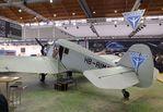 HB-RIM @ EDNY - Rimowa / Junkers F 13 replica (with radial engine) at the AERO 2019, Friedrichshafen - by Ingo Warnecke