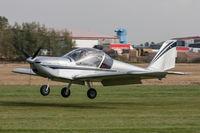 G-CEVS @ EGBR - EV-97 TeamEurostar UK G-CEVS Hotel Victor Flying Group, Breighton 20/9/15 - by Grahame Wills
