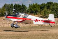 G-BVEH @ EGBR - Jodel D112 G-BVEH, Breighton 22/7/18 - by Grahame Wills