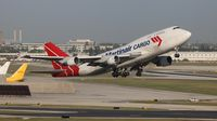 PH-MPS @ KMIA - Martinair Cargo 747-400F