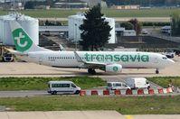 F-GZHD @ LFPO - Transavia B738 taxying - by FerryPNL