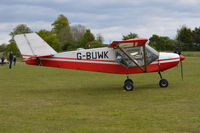 G-BUWK @ EGHP - Rans S-6ES Coyote II at Popham. - by moxy