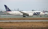 SP-LRD @ KLAX - LOT Polish