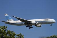 9K-AOA @ KJFK - Boeing 777-269/ER - Kuwait Airways  C/N 28743, 9K-AOA
