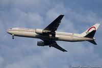 CN-ROV @ KJFK - Boeing 767-3Q8/ER - Royal Air Maroc - RAM  C/N 27686, CN-ROV