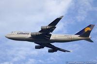 D-ABVL @ KJFK - Boeing 747-430 - Lufthansa  C/N 26425, D-ABVL
