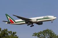 EI-DBM @ KJFK - Boeing 777-243/ER - Alitalia  C/N 32782, EI-DBM