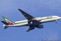 EI-ISE @ KJFK - Boeing 777-243/ER - Alitalia  C/N 32856, EI-ISE
