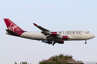 G-VROC @ KJFK - Boeing 747-41R - Virgin Atlantic Airways  C/N 32746, G-VROC